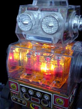 Piston Robot